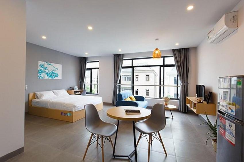 Bí quyết đầu tư nội thất chung cư thu hút khách nước ngoài thuê dài hạn