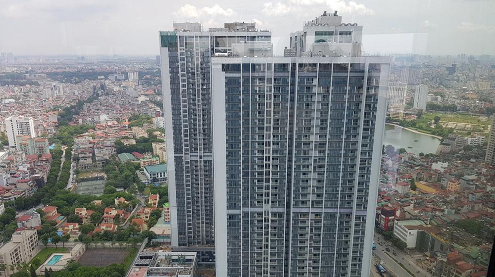 Cuộc tháo chạy của nhà đầu tư khỏi chung cư cao cấp
