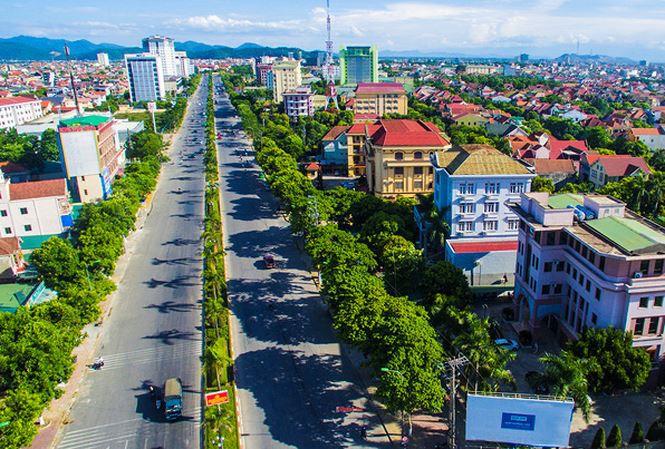 Nghệ An phê duyệt quy hoạch phân khu gần 1.000 ha xã Nghi Ân, thành phố Vinh