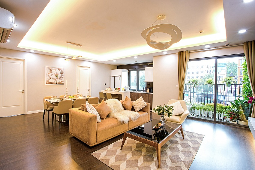 Những lợi ích và lưu ý khi mua căn hộ chung cư