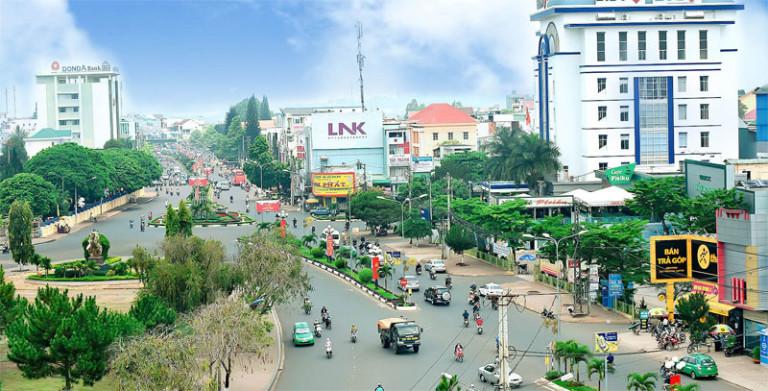 Tỉnh Gia Lai công nhận thành phố Pleiku là đô thị loại I