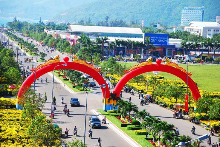 Bình Định: Phê duyệt danh mục dự án có sử dụng đất đối với hai dự án tại Nhơn Hội