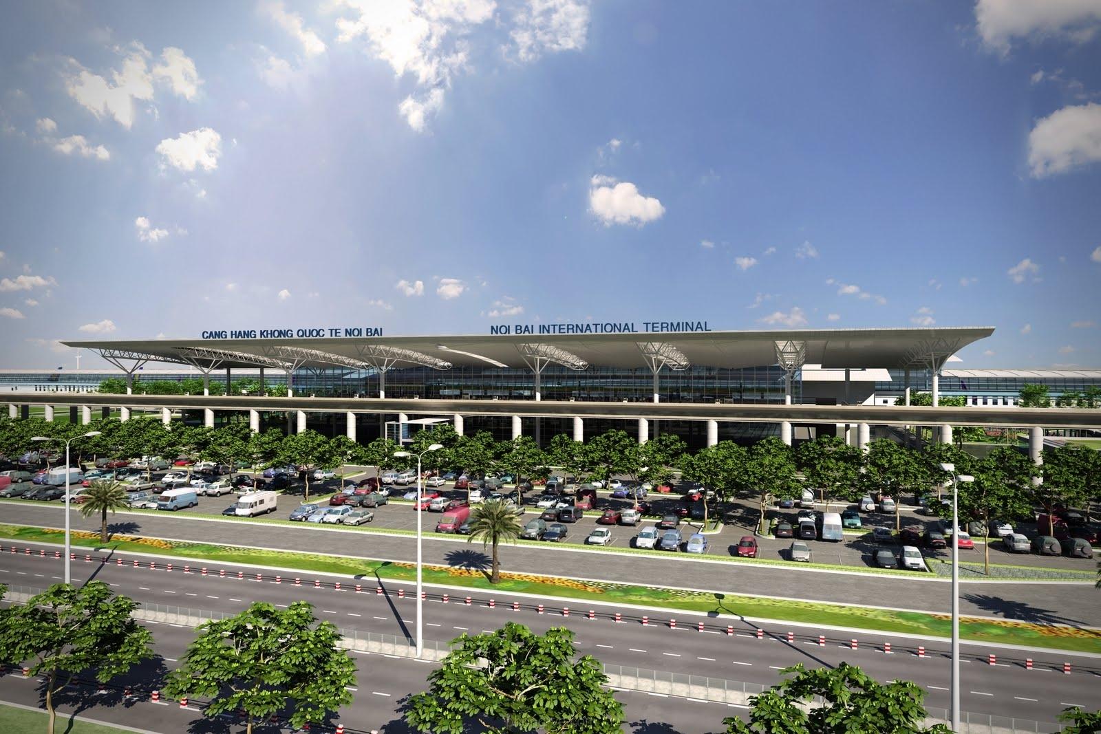 Hà Nội: Những bổ sung trong quy hoạch điều chỉnh Cảng hàng không quốc tế Nội Bài