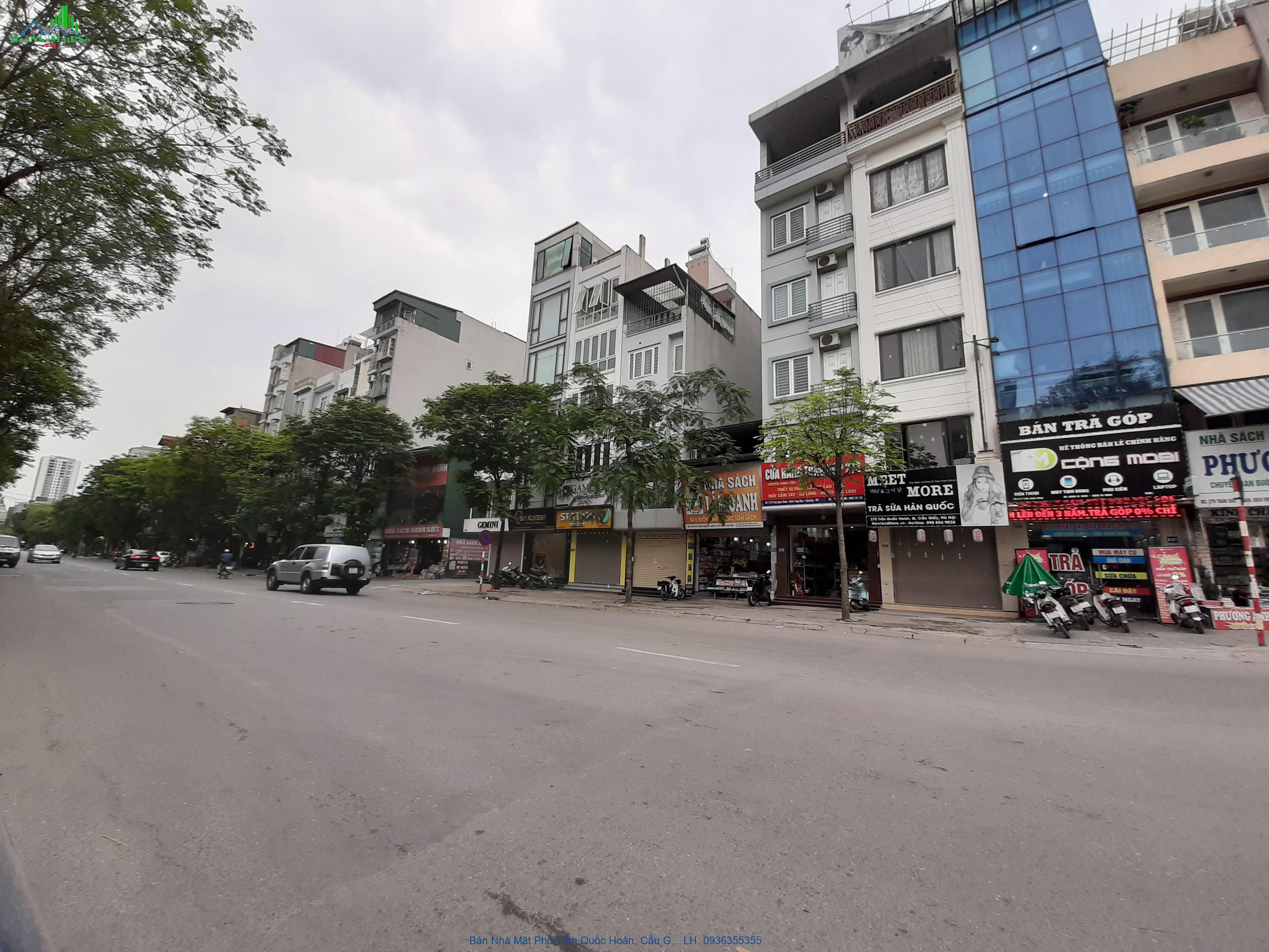 Mua nhà mặt đường – Ưu và nhược điểm
