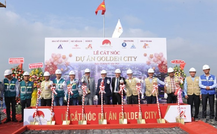 Nhà ở xã hội Smarthome Golden City tại TP Tây Ninh chính thức mở bán