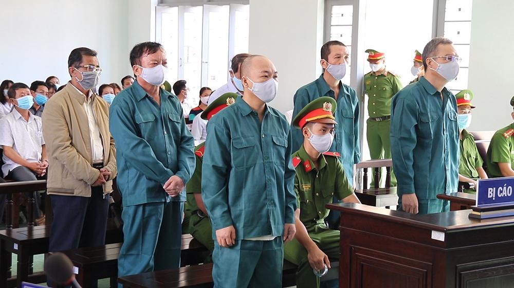 Nhiều cán bộ Văn phòng ĐKĐĐ đất đai TP.Phan Thiết bị khởi tố, bắt tạm giam