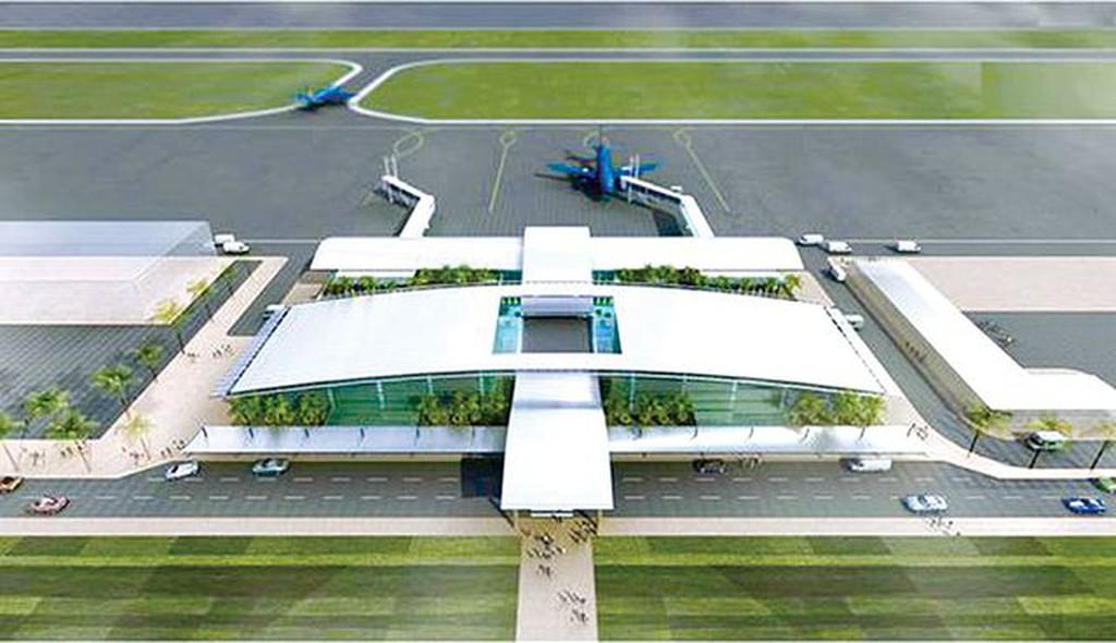 Quảng Trị: Rà soát lại quy hoạch sân bay Quảng Trị