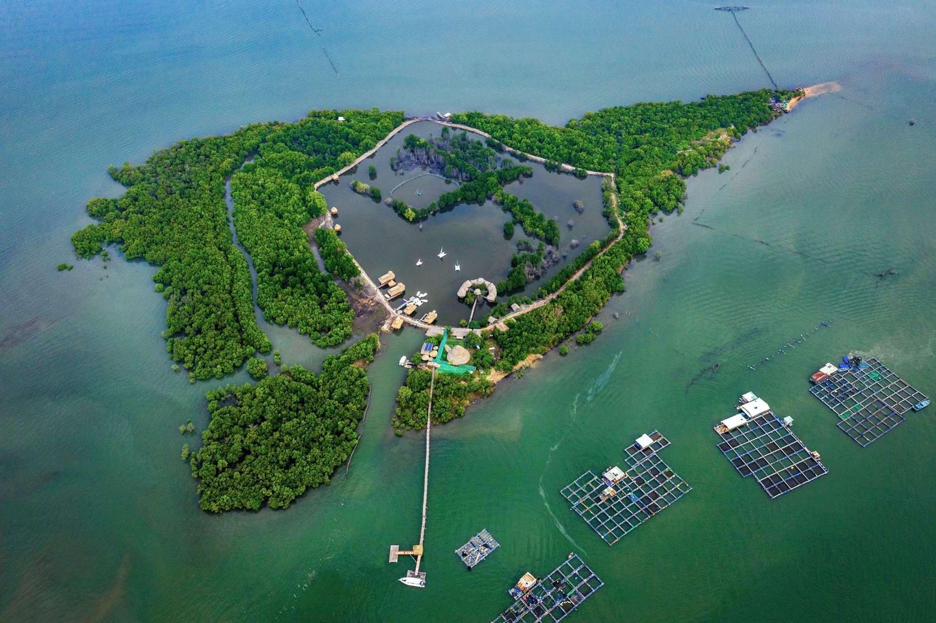TP. Vũng Tàu: Điều chỉnh quy hoạch phân khu đảo Gò Găng