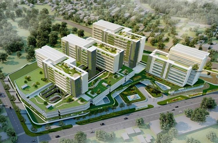 TP.HCM: Có thêm bệnh viện đa khoa tại huyện Củ Chi