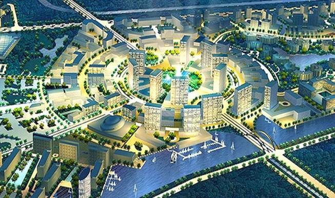 TP.HCM: Thông tin về dự án Khu đô thị Đại học Quốc tế tại huyện Hóc Môn