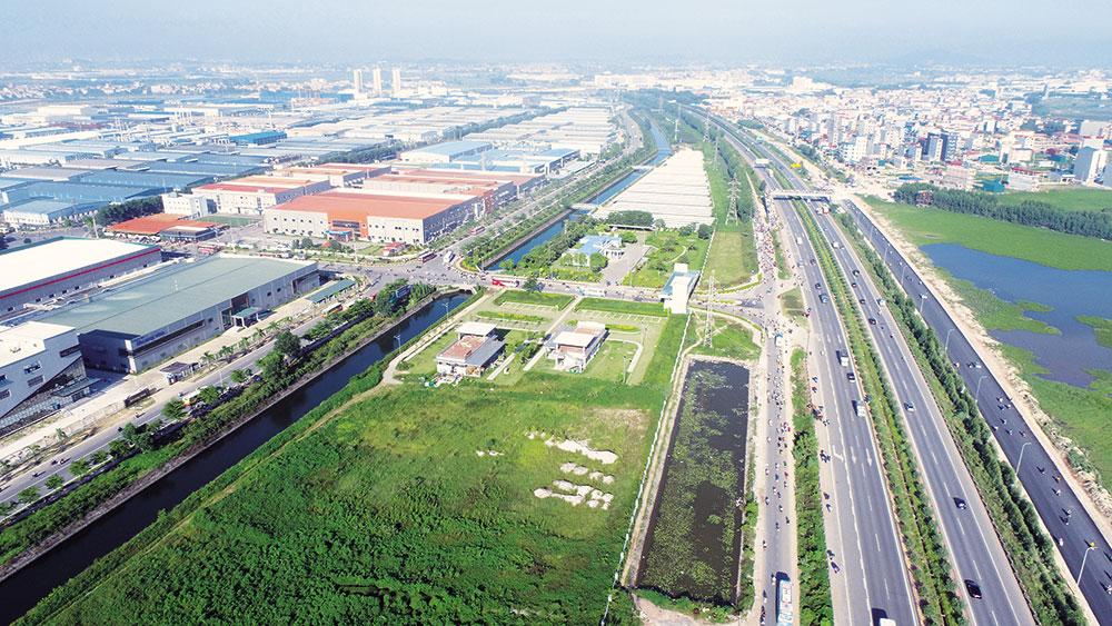 Bắc Giang: Bổ sung quy hoạch phát triển các khu công nghiệp trên địa bàn tỉnh