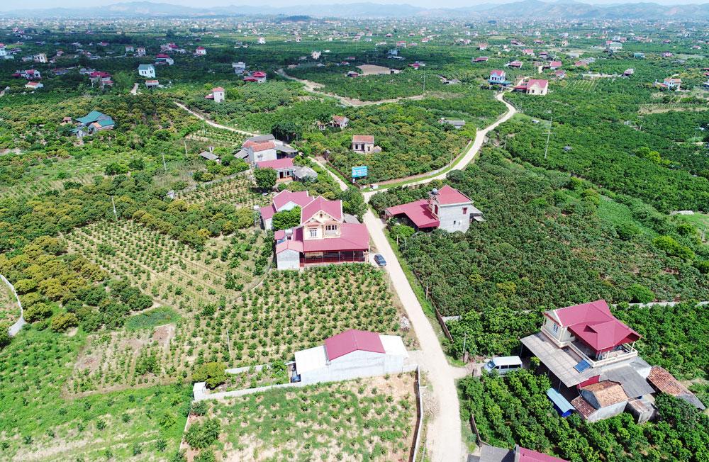 Bắc Giang: Đầu tư xây dựng Khu đô thị mới phía Nam thị trấn Chũ