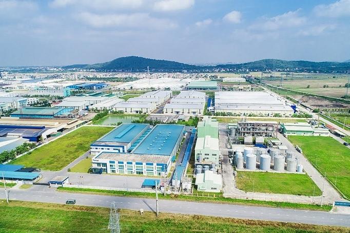 Bắc Ninh: Đầu tư xây dựng dự án Khu công nghiệp Yên Phong II-A