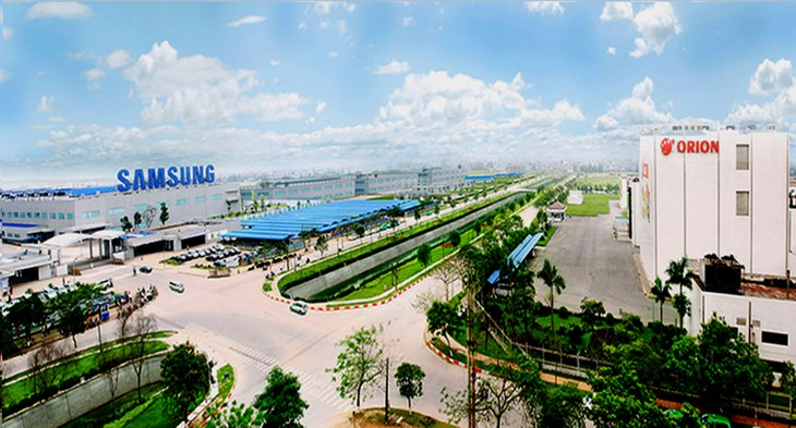 Bắc Ninh: Đầu tư xây dựng Khu công nghiệp Gia Bình