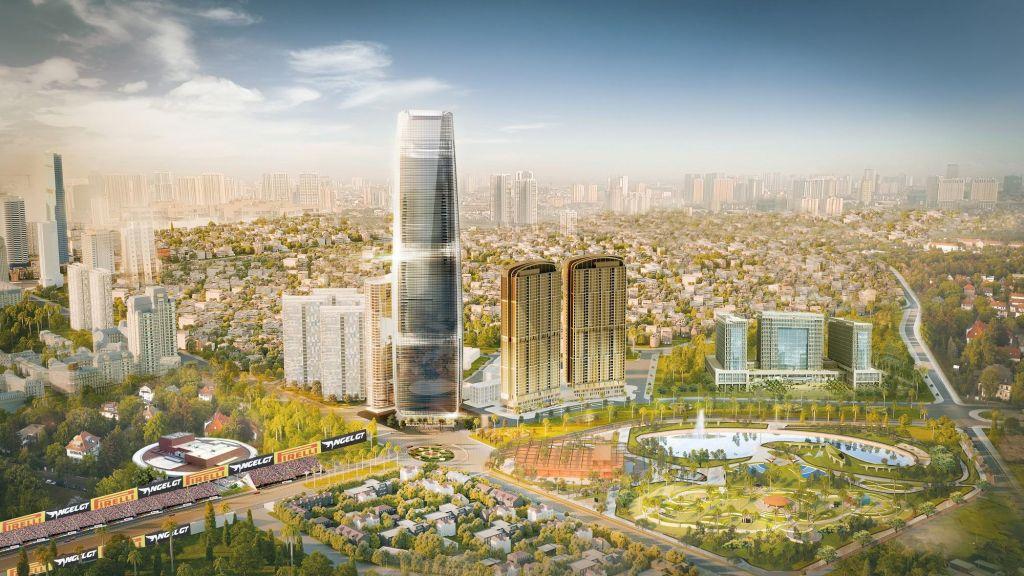 Điểm mặt bảy dự án chung cư tại Hà Nội đang mở bán trong năm 2021
