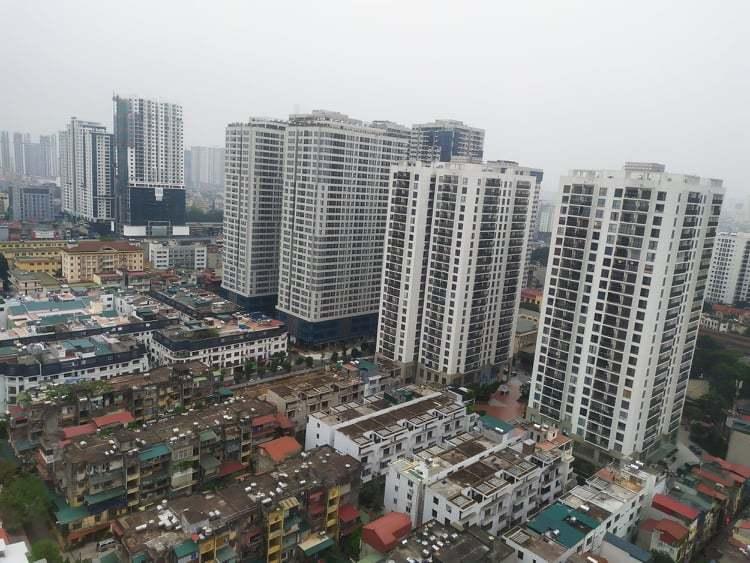 Giá căn hộ chung cư đầu năm tăng mạnh bất chấp sự ảnh hưởng của đại dịch Covid-19
