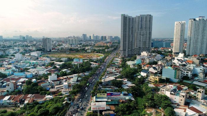 Năm 2021 giá nhà biến động như thế nào?