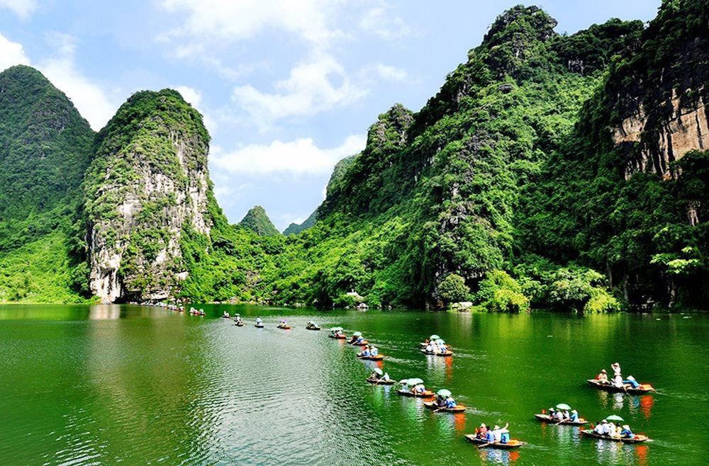 Ninh Bình: Đầu tư xây dựng một khu du lịch hơn 1.900ha
