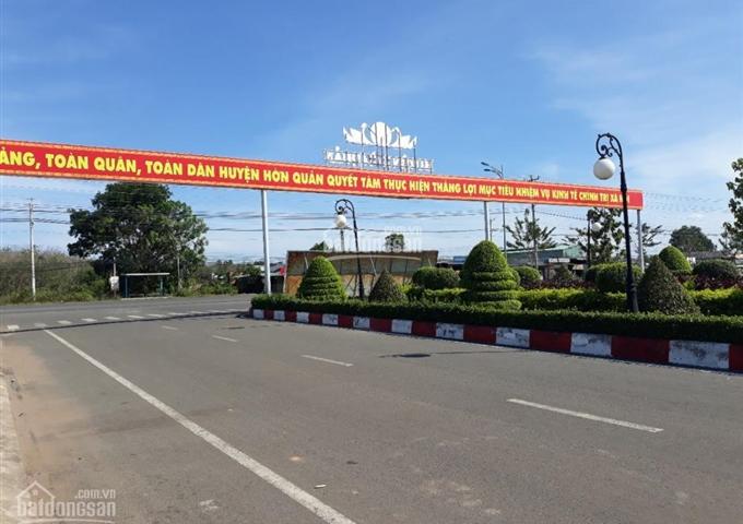 """Quy hoạch sân bay ở Bình Phước tạo nên cơn """"sốt đất ảo"""" tại huyện Hớn Quản"""