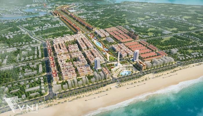 Sun Group lập điều chỉnh quy hoạch dự án khu du lịch nghỉ dưỡng hơn 10.000 tỷ tại Thanh Hoá