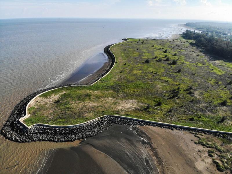 TP.HCM: Đầu tư xây dựng Khu đô thị lấn biển Cần Giờ