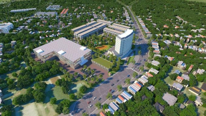 Dự án Khu đô thị mới FLC HillTop Gia Lai