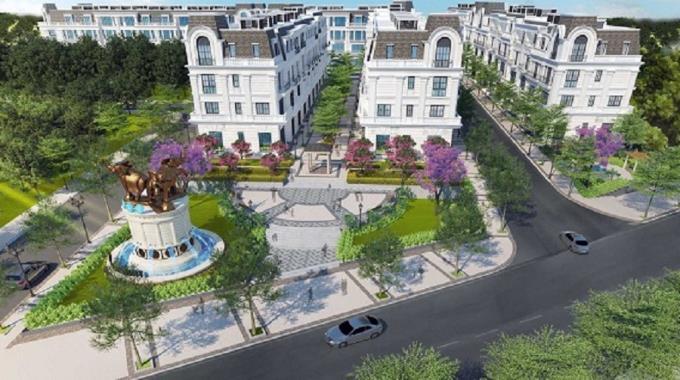Dự án Khu đô thị mới FLC HillTop Gia Lai 1