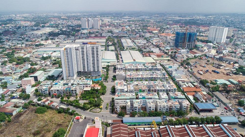 Hàng loạt dự án nhà ở tại TP.HCM được phép bán nhà hình thành trong tương lai