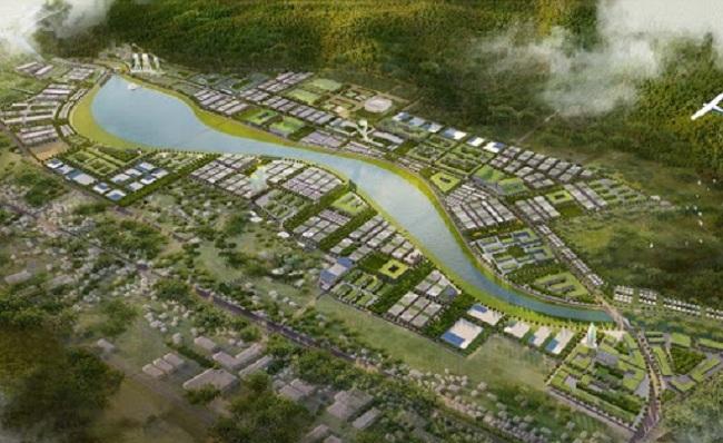 Phê duyệt đồ án điều chỉnh Khu đô thị Long Vân, TP Quy Nhơn