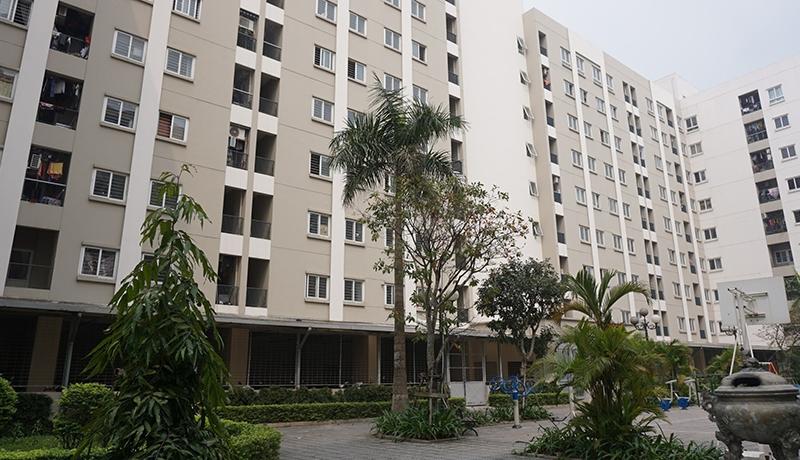 Tiếp tục mở bán nhiều dự án nhà ở xã hội tại Hà Nội