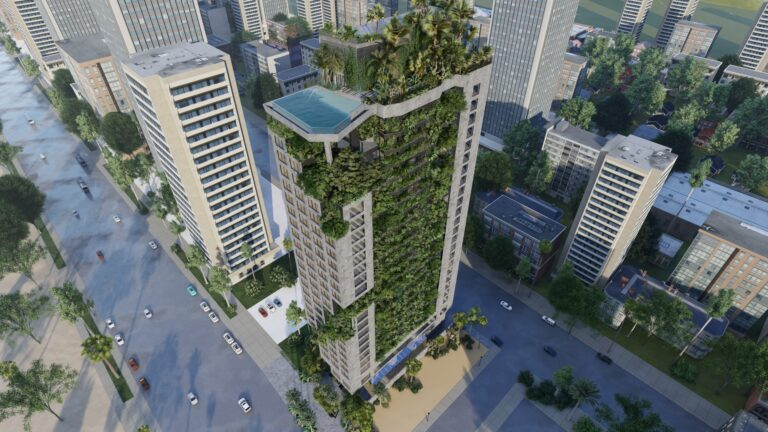 Newtecons xây dự án khách sạn 25 tầng tại Đà Nẵng