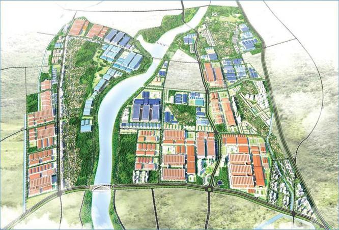 Thái Bình: Đầu tư xây dựng Khu công nghiệp Liên Hà Thái 4.000 tỷ