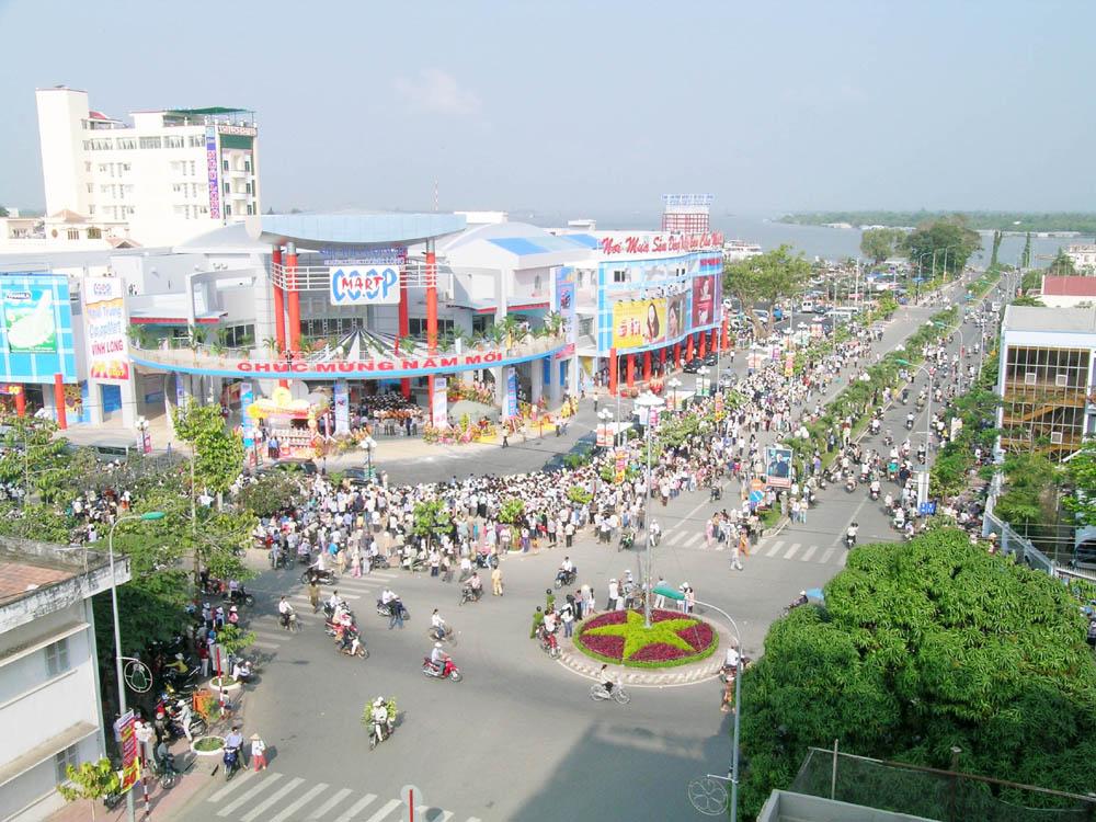 Vĩnh Long: Đầu tư xây dựng khu đô thị trung tâm hành chính quy mô hơn 286ha
