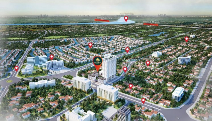 Hà Nội phê duyệt Nhiệm vụ Quy hoạch Tổ hợp công trình công cộng, trường học và nhà ở tại quận Long Biên