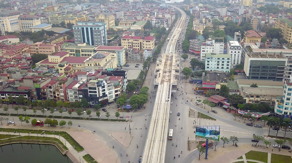 Hà Nội sắp triển khai 2 dự án đường sắt đô thị mới