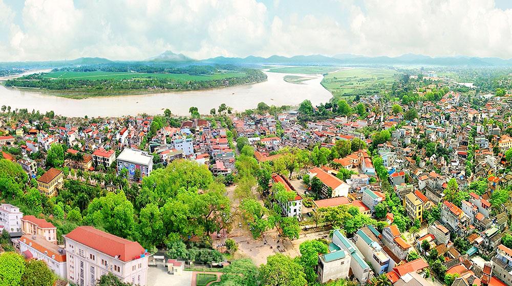 Hàng loạt dự án khu đô thị mới tại Phú Thọ đi tìm nhà đầu tư