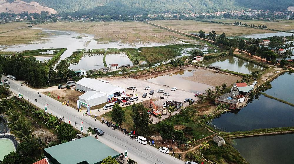 Quảng Ninh đề nghị đẩy nhanh tiến độ triển khai dự án khu công nghiệp 700 ha