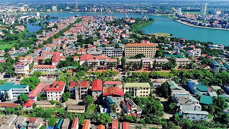Bất động sản Phú Thọ khởi sắc với một loạt các dự án quy mô lớn