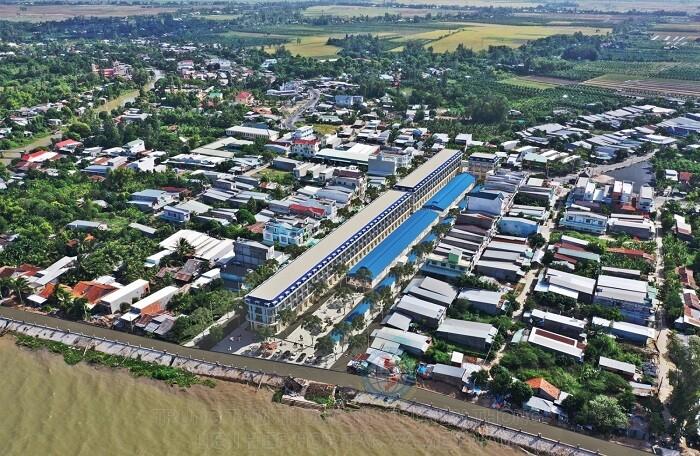 Đồng Tháp: T&T Group đề xuất quy hoạch khu đô thị thương mại dịch vụ ven sông phía Đông