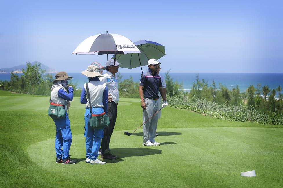 Hà Tĩnh: ECO LAND đầu tư xây dựng dự án sân golf hơn 35 tỷ đồng
