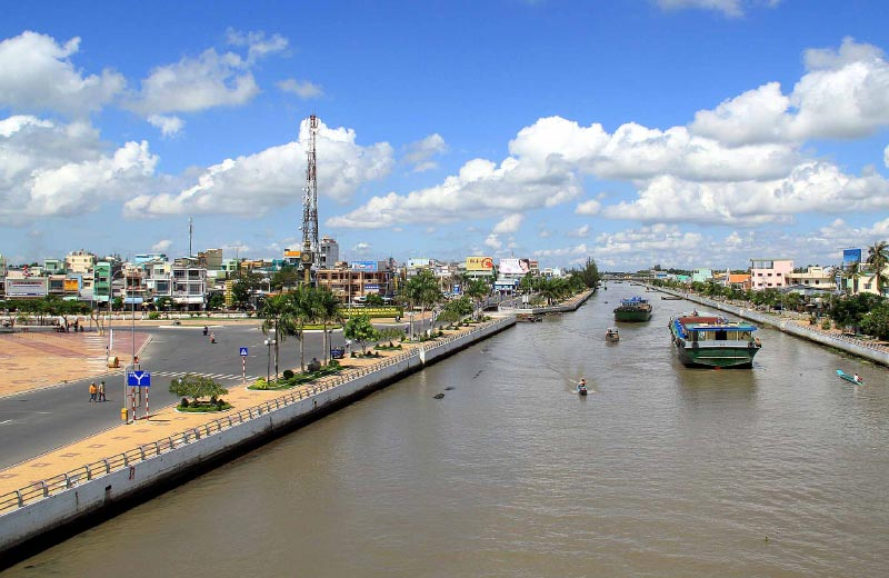Hậu Giang: Lựa chọn nhà đầu tư khu đô thị mới 2.000 tỷ đồng