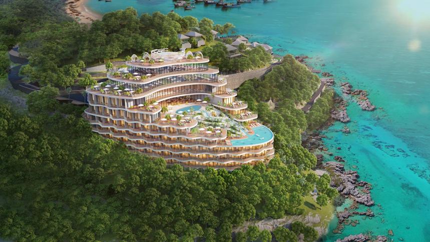 Phú Yên khởi công 2 dự án bất động sản nghỉ dưỡng quy mô lớn