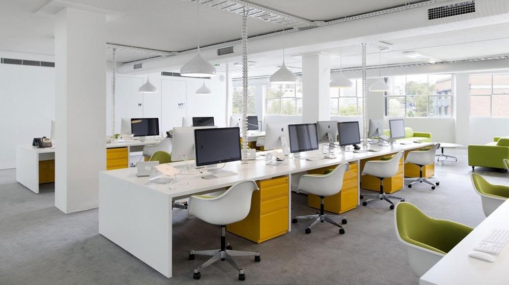 Thị trường văn phòng tăng 40% lượng giao dịch
