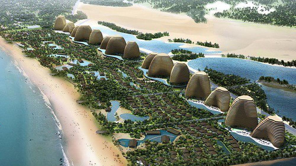 """Ba dự án tại Ninh Thuận """"xin"""" đất rừng"""