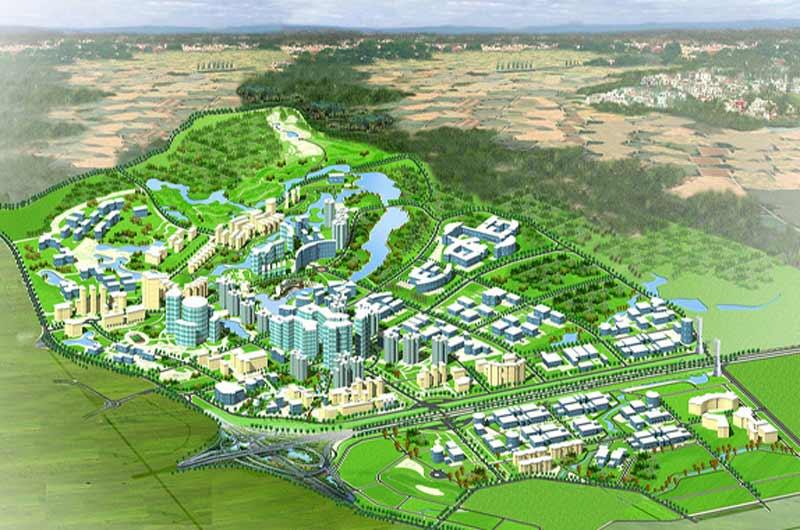 Hà Nội duyệt quy hoạch chung đô thị Hòa Lạc định hướng đô thị khoa học công nghệ