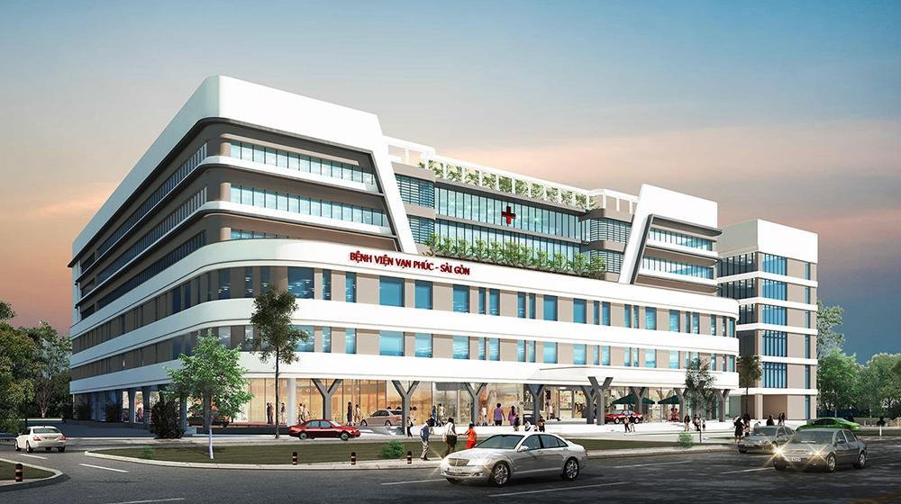 Khu đô thị Vạn Phúc City sắp có bệnh viện 350 giường