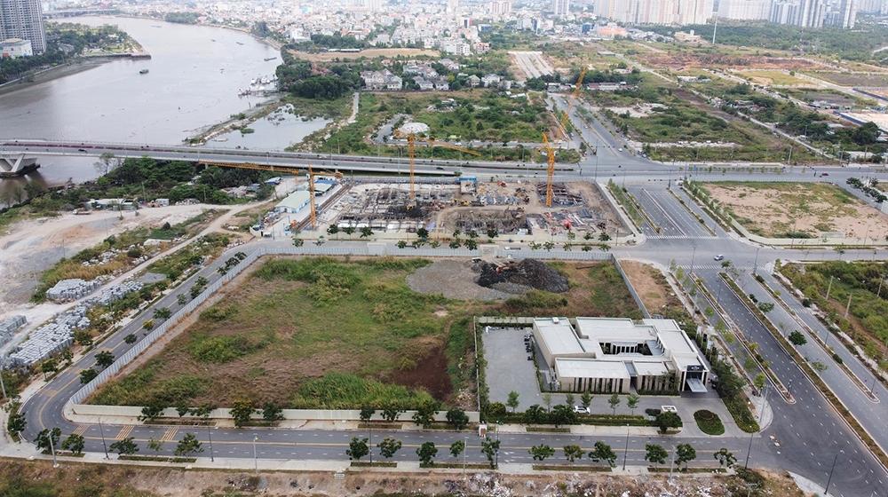 Thông tin 2 dự án sáng giá mới tại khu đô thị Thủ Thiêm