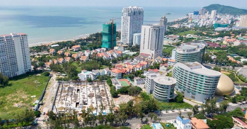 Thu hồi 2 dự án rộng 30ha ở Bà Rịa – Vũng Tàu