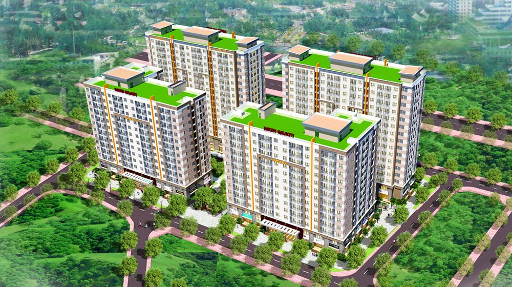 Tiến độ dự án Hacom Galacity Ninh Thuận đến hết tháng 4/2020