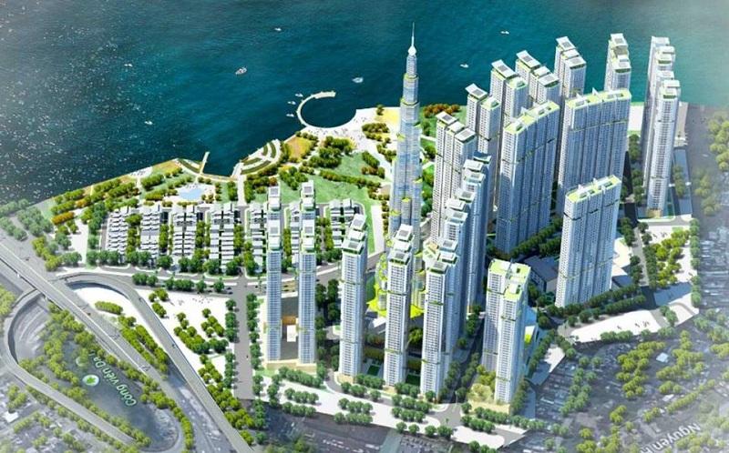 TP.HCM điều chỉnh cục bộ đồ án quy hoạch Khu phức hợp Tân Cảng Sài Gòn